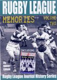 RUGBY LEAGUE MEMORIES VOLUME 2 - Including Rugby League in the Thirties